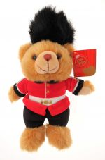 Guardsman Teddy Bear Small