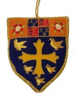 Westminster Abbey Shield Decoration