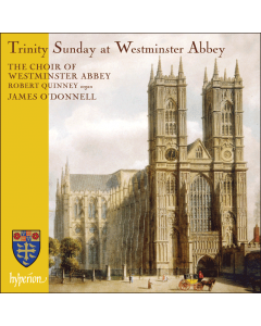 Trinity Sunday at Westminster Abbey CD