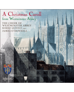 A Christmas Caroll from Westminster Abbey CD