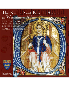 The Feast of Saint Peter the Apostle CD
