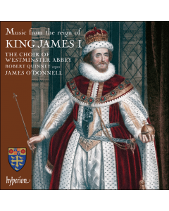 Music from the Reign of King James I CD