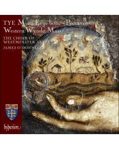 Tye Missa Euge Bone CD