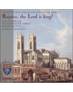 Rejoice, the Lord is King! CD