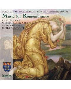 Music for Remembrance CD