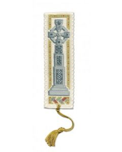 Celtic Cross Bookmark Cross Stitch Kit