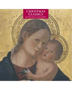 Virgin and Child Christmas Card Pack