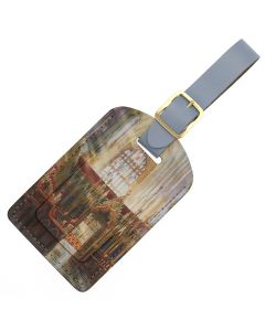 The Quire Looking West by Alexander Creswell Luggage Tag
