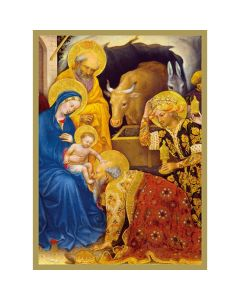 Adoration of the Magi Christmas Card Pack