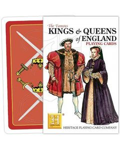 Kings and Queens Playing Cards