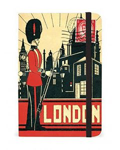 London Guardsman Notebook