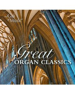 Great Organ Classics CD