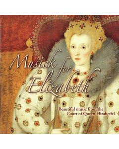 Musick for Elizabeth CD