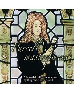 Purcell's Masterpieces CD