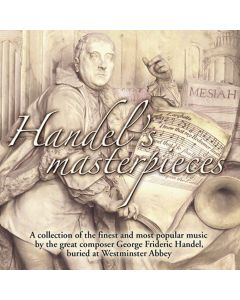 Handel's Masterpieces CD