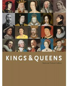 Kings and Queens National Portrait Gallery Book