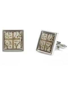 Byzantine Cross Cufflinks