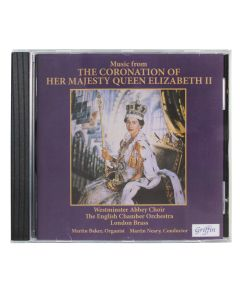 Music From the Coronation CD