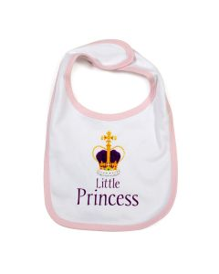 Westminster Abbey Little Princess Bib