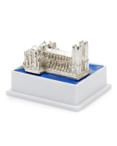 Westminster Abbey Pewter Model