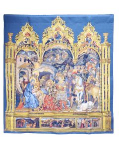 Adoration of the Magi Tapestry (Large)