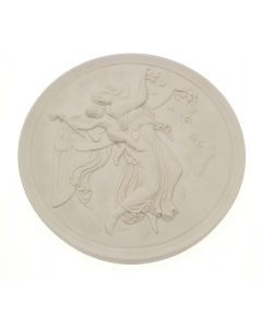 Day Angel Plaster Plaque