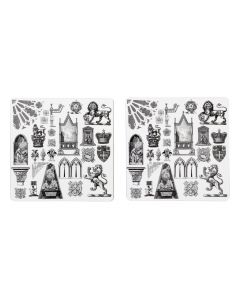 Westminster Abbey Architecture Coasters