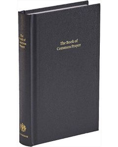 Book of Common Prayer Black