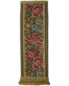 Roses Tapestry Bookmark