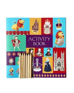Westminster Abbey Kings & Queens Activity Book