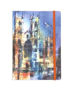 Westminster Abbey Collage Notebook