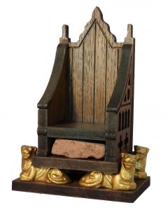 Replica Coronation Chair