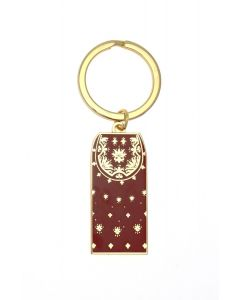 Coronation Cope Keyring
