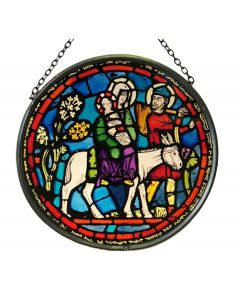 Flight into Egypt Roundel