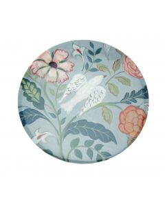 Floral Abbey Handbag Mirror