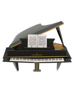 Piano 3D Greetings Card