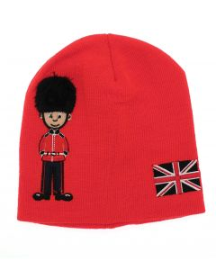 Red Guardsman Beanie Hat
