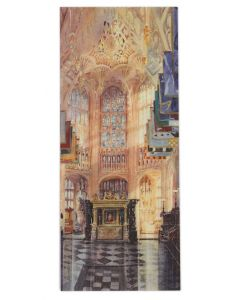 Henry VII Lady Chapel by Alexander Creswell Magnetic Bookmark