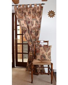 Heraldic Coat of Arms Curtains