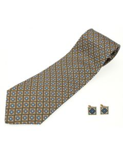 High Altar Tie and Cufflinks Set