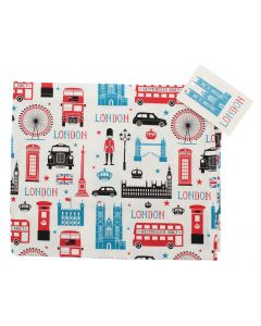 Westminster Abbey London Icons Tea Towel