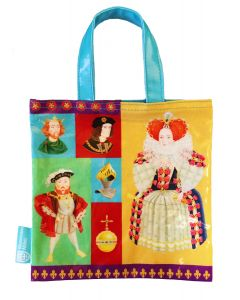 Westminster Abbey Kings & Queens Children's Tote Bag