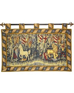 Knights Quest Tapestry
