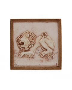 Westminster Abbey Buttress Lion Magnet