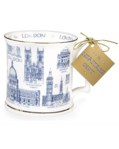 London Heritage China Tankard