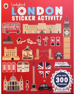 London Sticker Activity Book