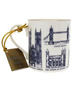 London Heritage Coffee Mug