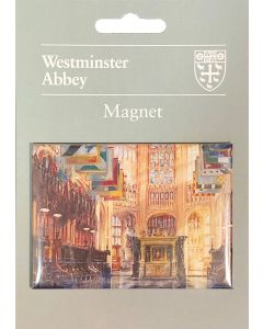 Henry VII Lady Chapel by Alexander Creswell Magnet