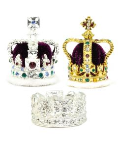 Miniature Three Crown Set