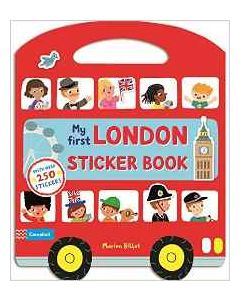 My First London Sticker Book